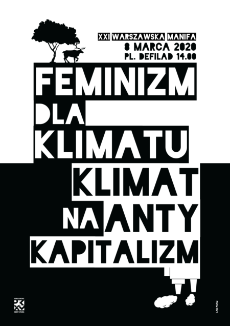 Feminizm dla klimatu, klimat na antykapitalizm